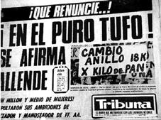 Allende violo los DDHH 0251tribuna